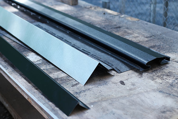 Drip-Edge & Metal Roofing Components