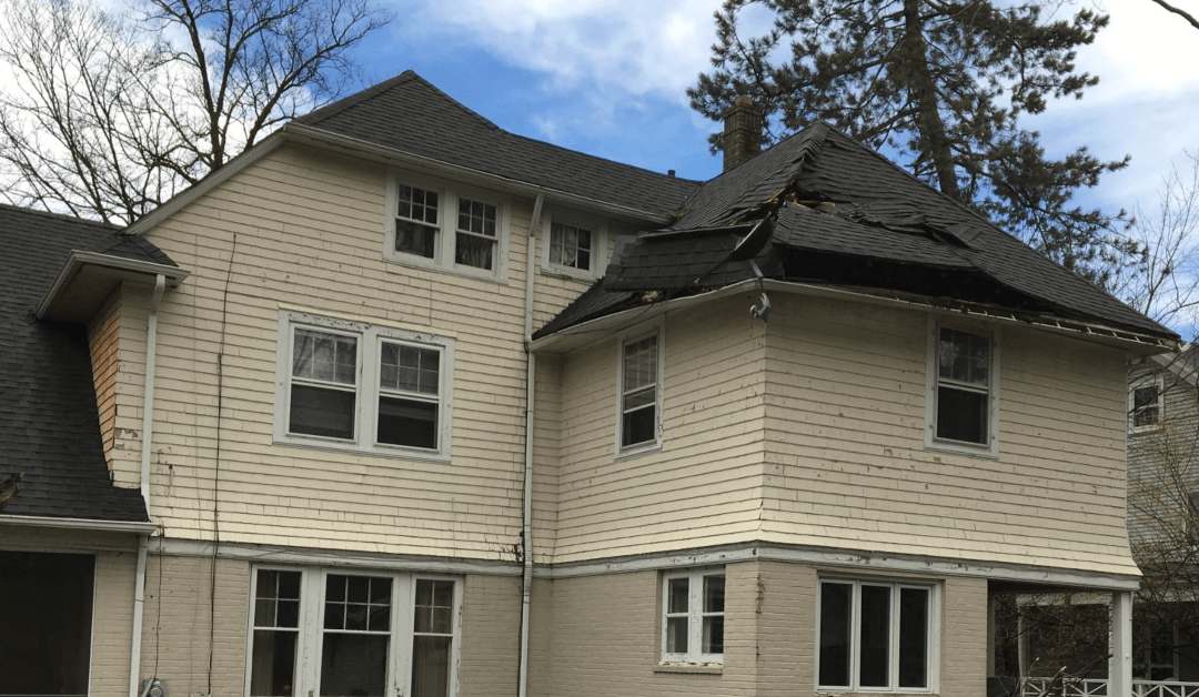 roof leaks in Orlando