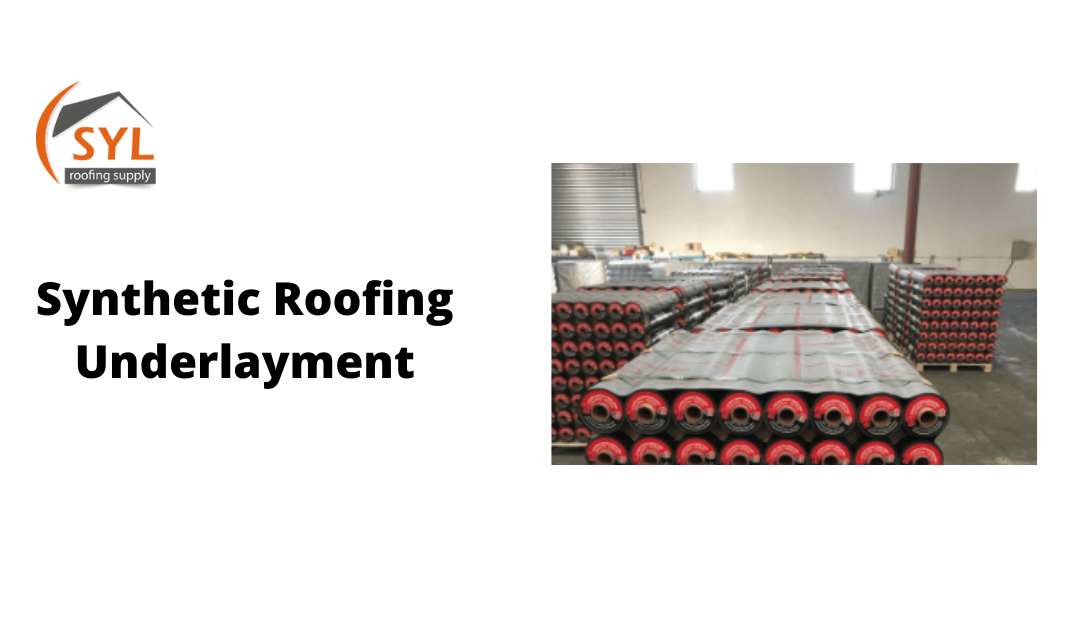 The Best Synthetic Roofing Underlayment! SYL Roofing Supply