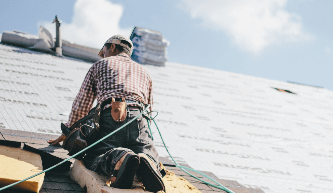 synthetic vs. traditional felt roofing underlayment